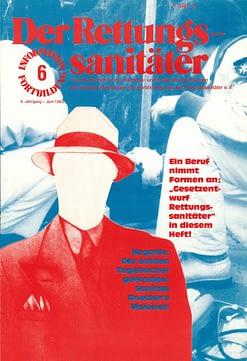 Der Rettungssanitäter 06/1983