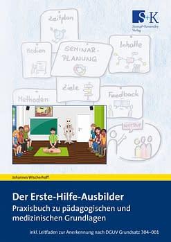 """Titelbild zum Buch """"Der Erste-Hilfe-Ausbilder"""""""