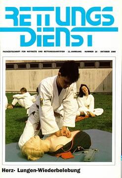 RETTUNGSDIENST 10/1988