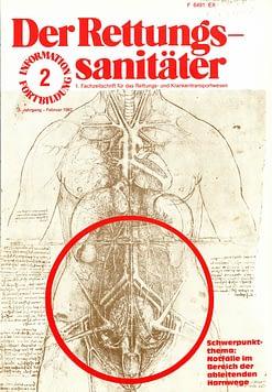 Der Rettungssanitäter 02/1982