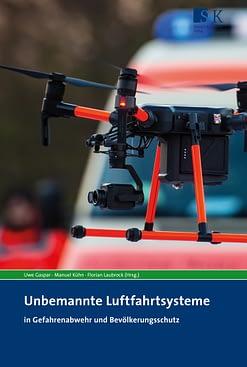 Das Buch über Drohnen im Bevölkerungsschutz
