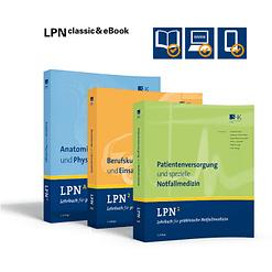 LPN classic & eBook - Lehrbuch für präklinische Notfallmedizin inkl. Online-Version + eBook