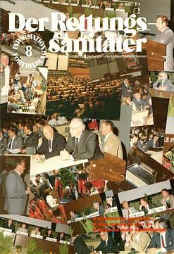 Der Rettungssanitäter 08/1984