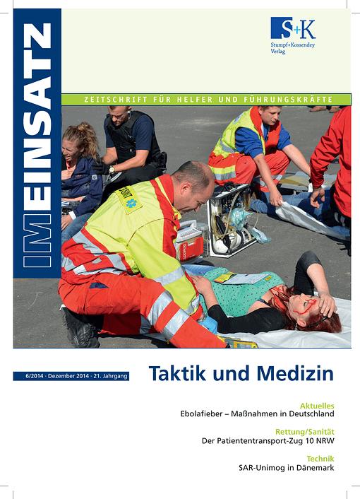 IM EINSATZ 06/2014 - Organisation zur Menschenrettung