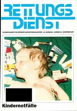 RETTUNGSDIENST 12/1987