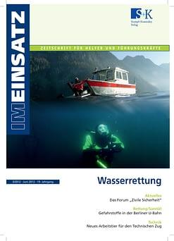 IM EINSATZ 03/2012 - Bestandsaufnahme beim Wasserrettungsdienst