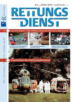 RETTUNGSDIENST 05/2005