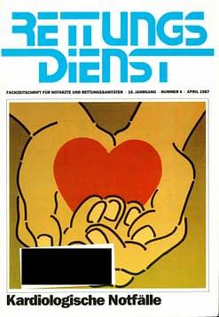 RETTUNGSDIENST 04/1987