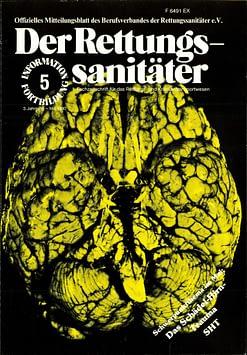 Der Rettungssanitäter 05/1980