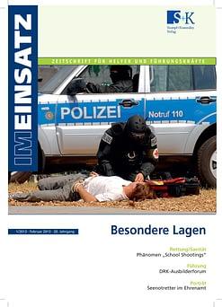 """IM EINSATZ 01/2013 - Einsatz """"in extremo"""""""