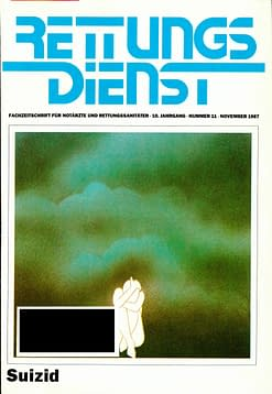 RETTUNGSDIENST 11/1987