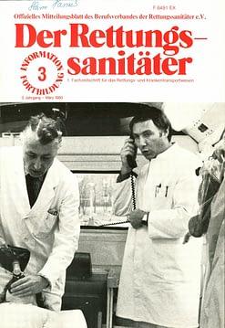 Der Rettungssanitäter 03/1980