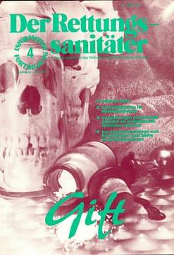 Der Rettungssanitäter 04/1981