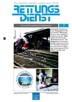 RETTUNGSDIENST 03/2000