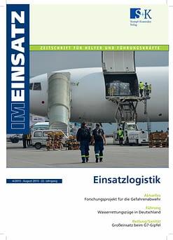IM EINSATZ 04/2015 - Herausforderung auch für Experten