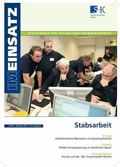 IM EINSATZ 05/2015 - Führung für den Krisenfall