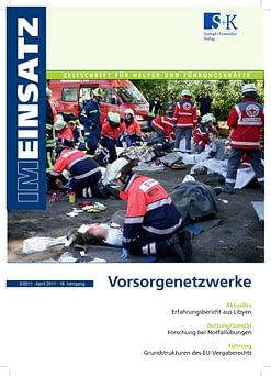IM EINSATZ 02/2011 - Vorsorgenetzwerke