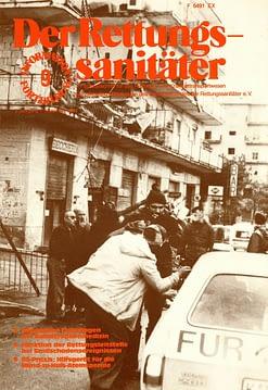 Der Rettungssanitäter 09/1982