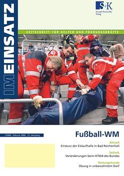 IM EINSATZ 01/2006 - Fußball-WM
