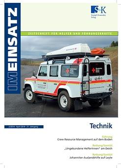 IM EINSATZ 02/2014 - Hilfe für motivierte Einsatzkräfte