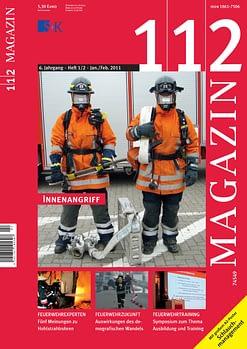 112 Magazin - 2011 - 01