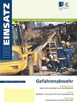 IM EINSATZ 03/2010 - Gefahrenabwehr