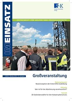 IM EINSATZ 05/2014 - Sicherheitskonzepte müssen gelebt werden