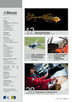 AirRescue Magazine - ULTRASOUND IN HEMS