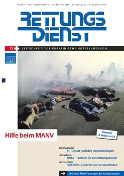 RETTUNGSDIENST 12/2001