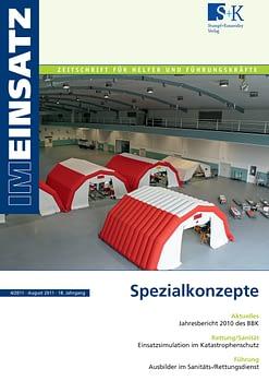 IM EINSATZ 04/2011 - Spezialkonzepte für spezielle Probleme