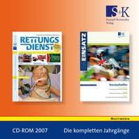 Jahres-CD 2007 - RETTUNGSDIENST, IM EINSATZ