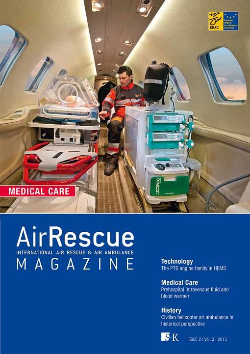 AirRescue Magazine - MEDICAL CARE 1