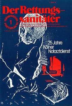 Der Rettungssanitäter 01/1983